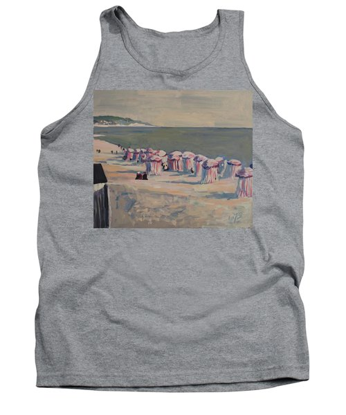 At The Beach Tank Top