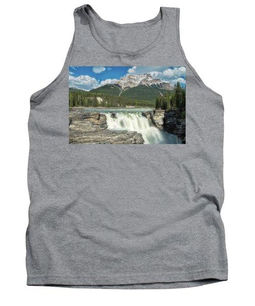 Athabasca Falls Tank Top