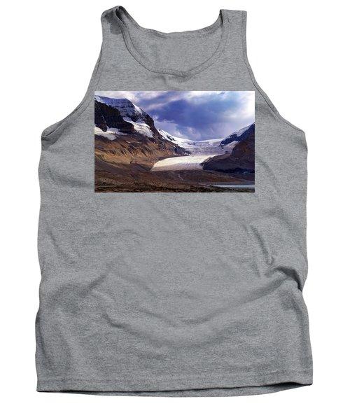 Athabasca Glacier Tank Top