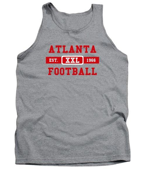 Atlanta Falcons Retro Shirt 2 Tank Top by Joe Hamilton