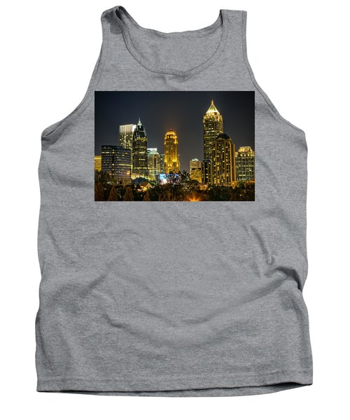 Atlanta Skyscrapers  Tank Top