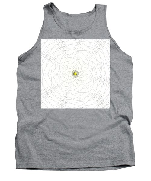 Tank Top featuring the photograph Atomic Lotus No. 1 by Bob Wall