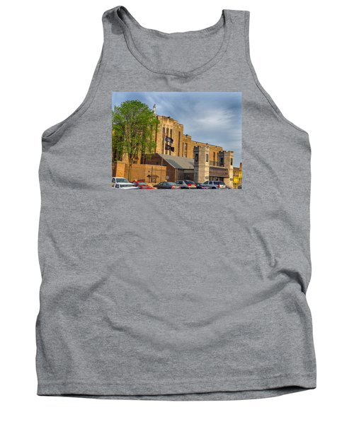 Auburn Correctional Facility Tank Top