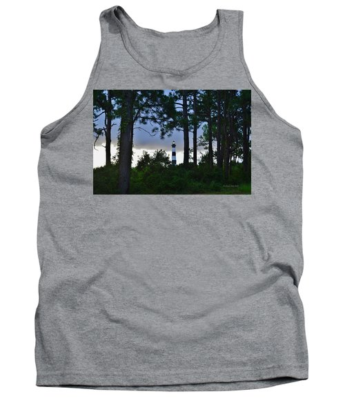 August 9 Bodie Lt House Tank Top