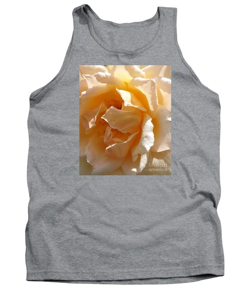 August Rose 1 Tank Top