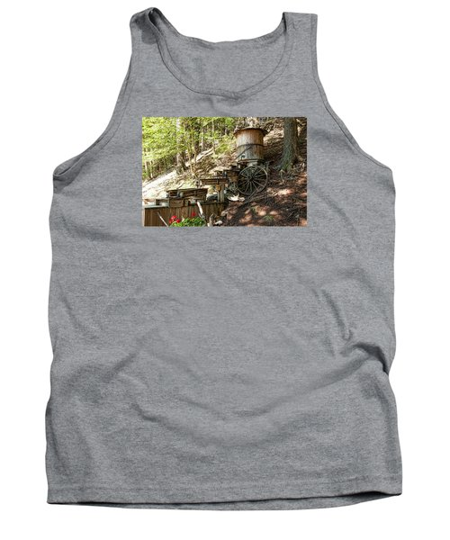 Ausable River Mining Company Tank Top