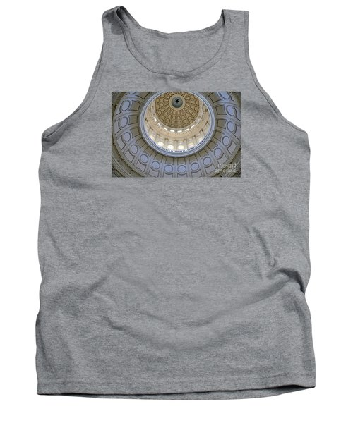 Austin State Capitol Dome Tank Top