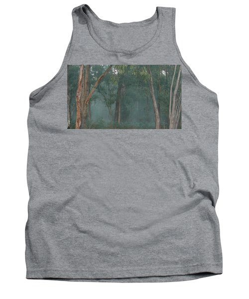 Australian Morning Tank Top by Evelyn Tambour