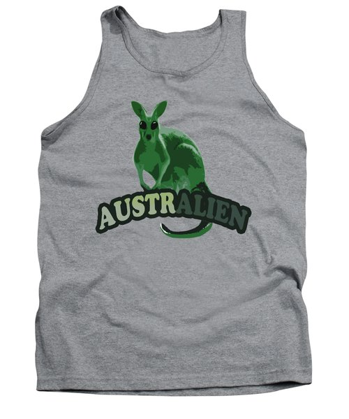 Australian Tank Top by Voldemaras Lemon