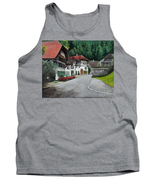 Austrian Village Tank Top