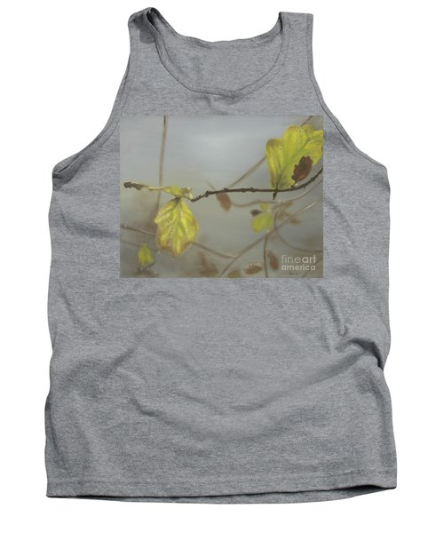 Tank Top featuring the painting Autumn by Annemeet Hasidi- van der Leij