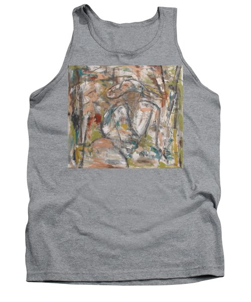 Autumn Breeze Tank Top by Trish Toro