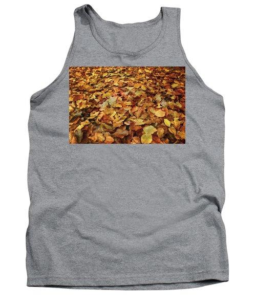 Autumn Carpet Tank Top