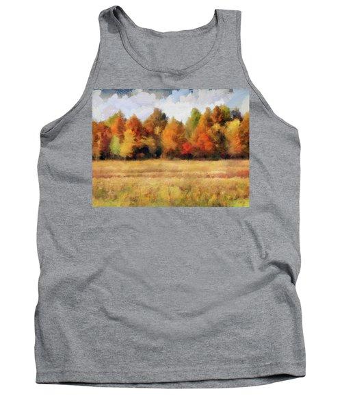 Autumn Impression 1 Tank Top