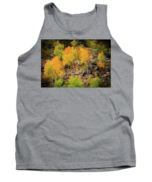 Autumn In The Uinta Mountains Tank Top