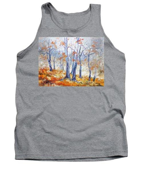 Autumn Mist - Morning Tank Top