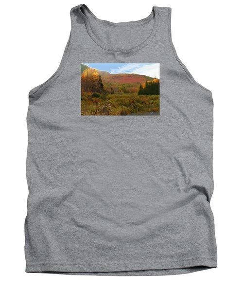 Autumn  Moose Bog Tank Top