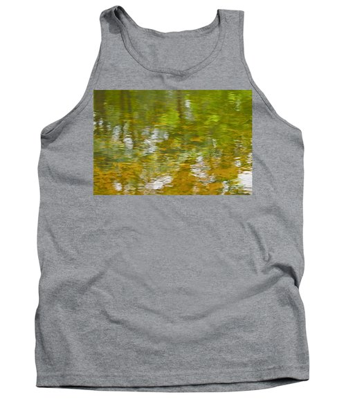 Autumn Reflections Tank Top