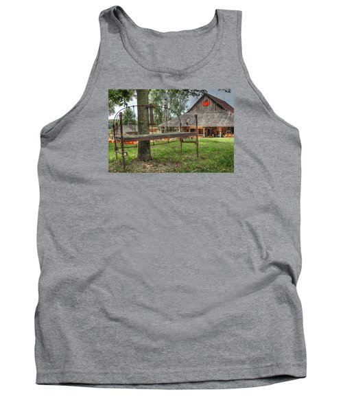 Autumn Retreat Tank Top