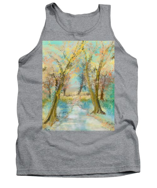 Autumn Sketch Tank Top