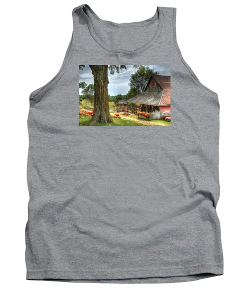 Autumn Splendor Tank Top