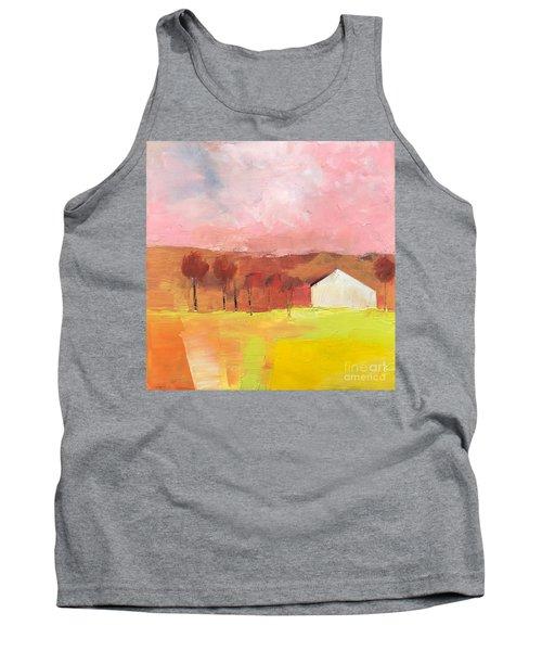 Autumn Stillness Tank Top