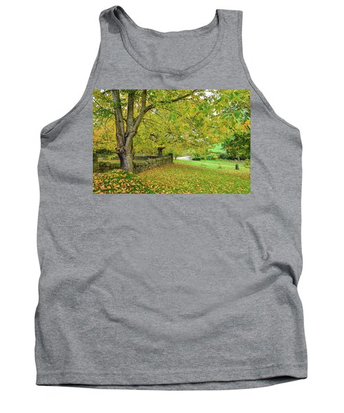Autumn Wonderland Tank Top