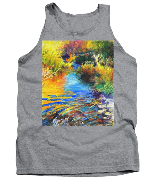 Autumnal Reflections Tank Top