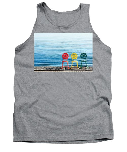 Available Seats Tank Top