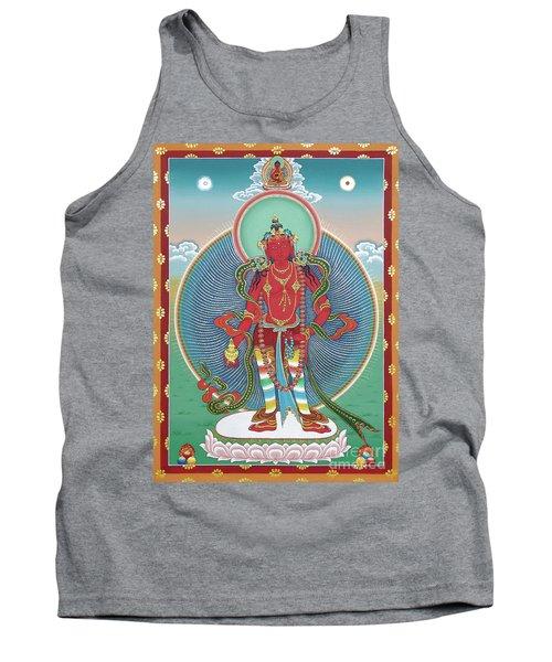 Avalokiteshvara Korwa Tongtrug Tank Top