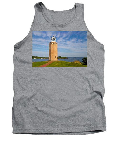 Avery Point Lighthouse Tank Top