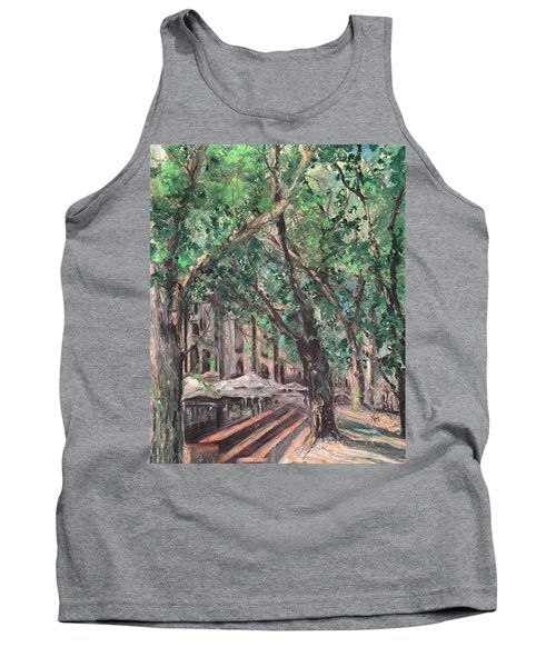 Avignon Tank Top by Robin Miller-Bookhout