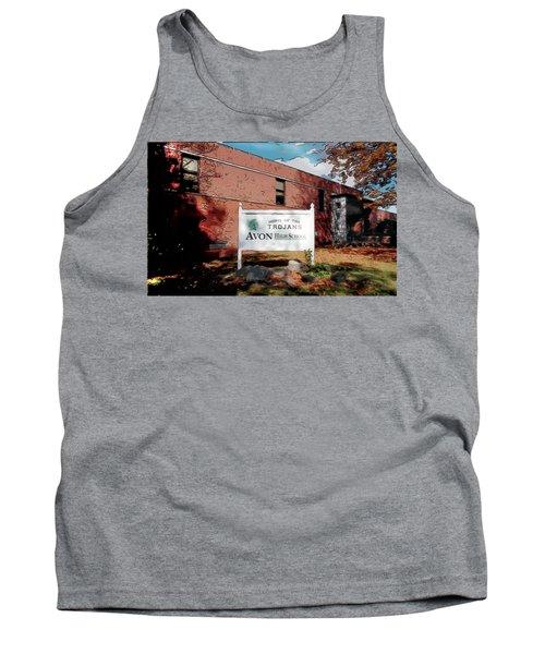 Avon High School Blg Tank Top