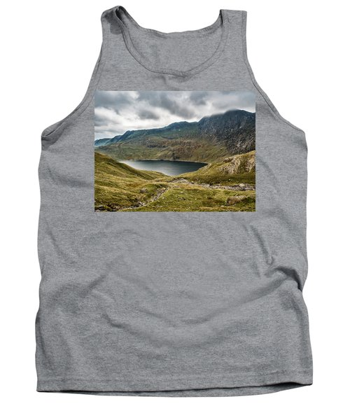 Tank Top featuring the photograph Awesome Hike by Nick Bywater