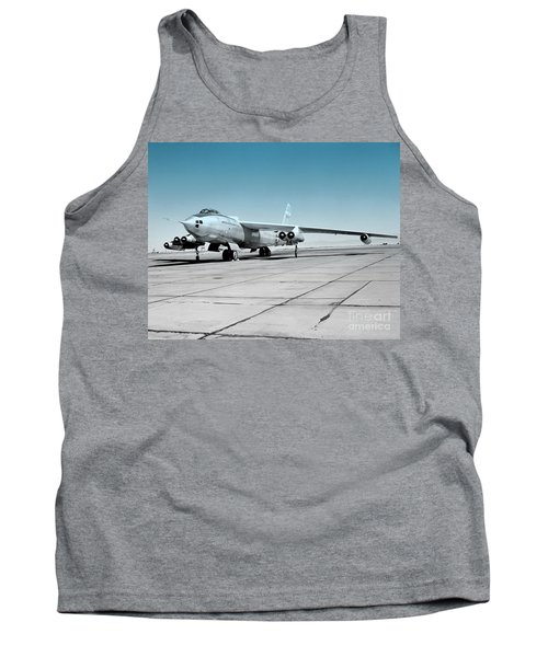 B47a Stratojet - 1 Tank Top by Greg Moores
