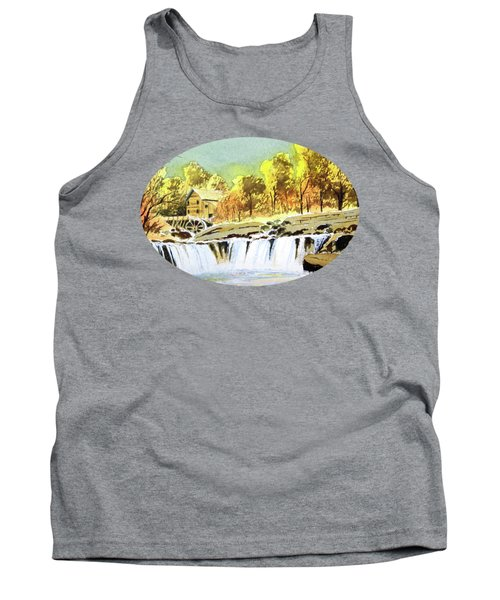 Babcock State Park West Virginia Tank Top