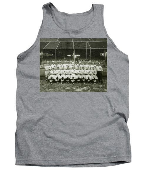 Babe Ruth Providence Grays Team Photo Tank Top