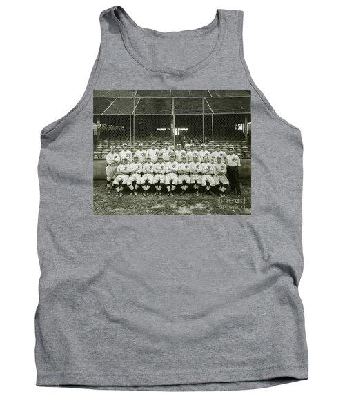 Babe Ruth Providence Grays Team Photo Tank Top