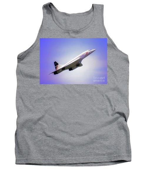 Bac Concorde  Tank Top