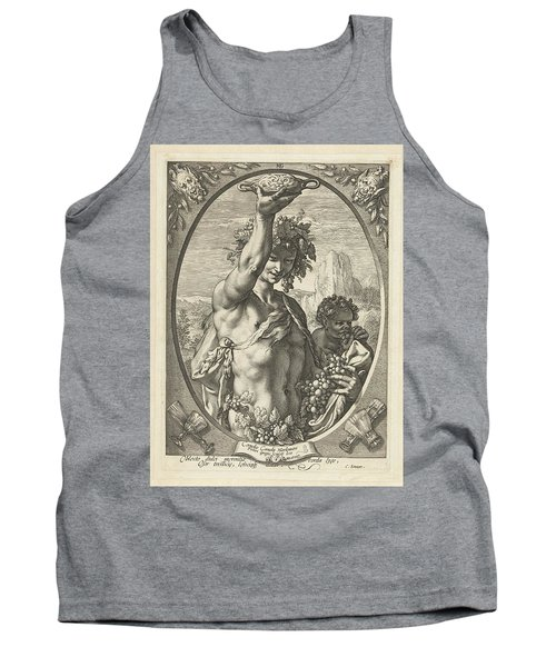 Bacchus God Of Ectasy Tank Top