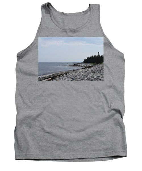 Back Beach Tank Top