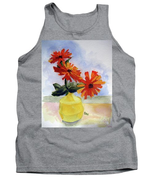 Back To Basics Tank Top by Sandy McIntire