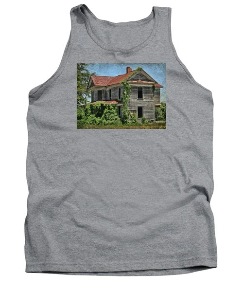 Back To Nature Tank Top by Victor Montgomery