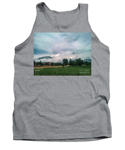 Back To Roma Tank Top