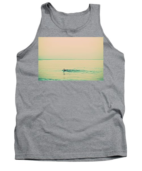 Backstroke Tank Top
