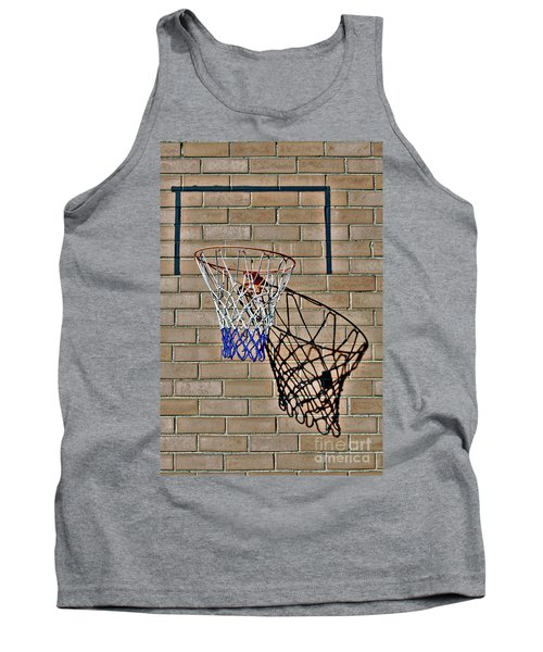 Backyard Basketball Tank Top