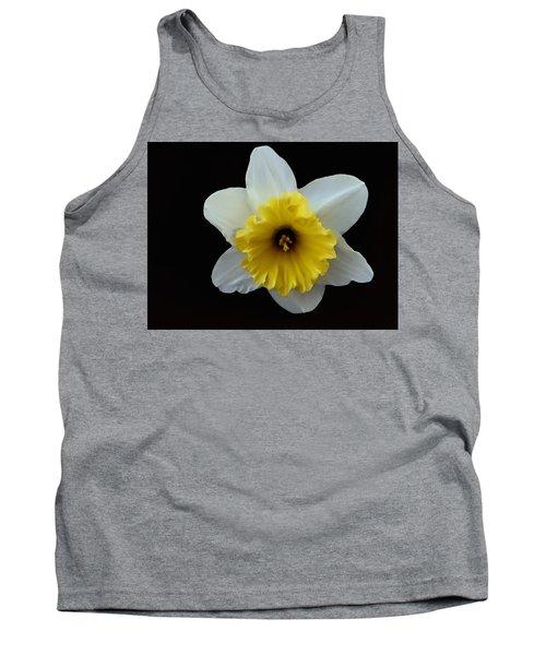 Backyard Flower II Tank Top