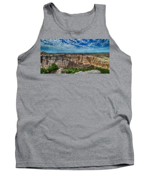 Badlands Landscape Tank Top