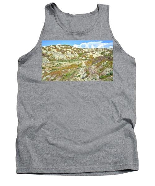 Badlands Of Wyoming Tank Top