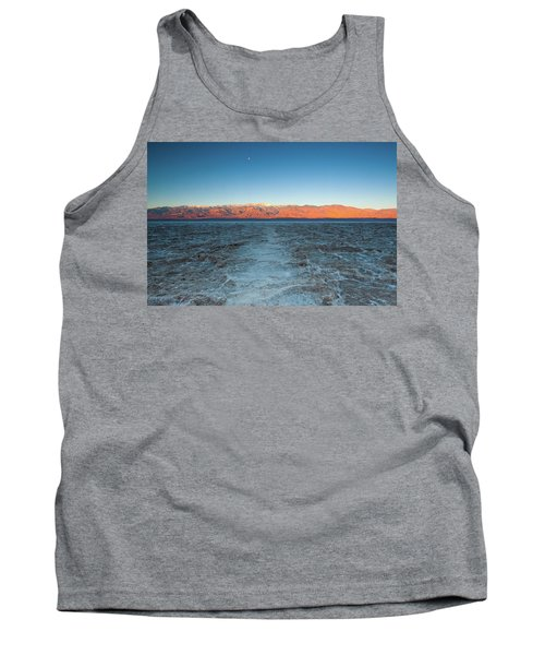 Tank Top featuring the photograph Badwater  by Catherine Lau